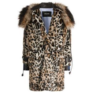DSQUARED2 coat S75AA0345
