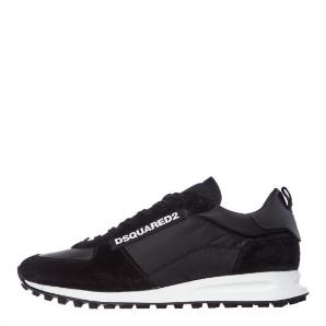DSQUARED2 LACE UP LOW TOP SNEAKERS SNM008111702256