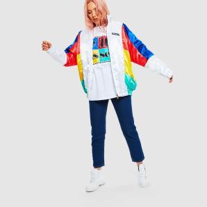 ELLESSE Calla jacket white SGC07268
