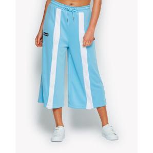 ELLESSE DAHNA WIDE LEG POPPER PANT LIGHT BLUE SGA06306