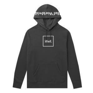 HUF box logo pullover hoodie PF00098