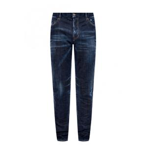 DSQUARED2 Dark Slim Jeans S71LB0630