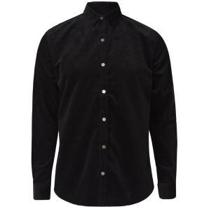 LES DEUX Felix Corduroy Shirt LDM410036-0101