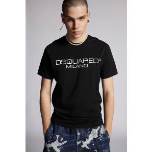 DSQUARED2 Dsquared2 Milano T- Shirt S74GD0899