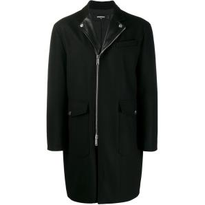 Dsquared2 coat with zip S74AA0181