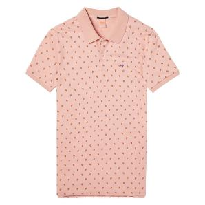 SCOTCH & SODA Mini-Motif Polo