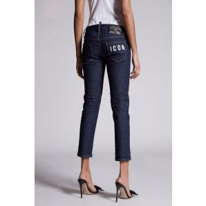 DSQUARED2  jennifer cropped jeans S80LA0024