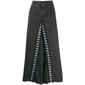 Kappa flared tape trousers 304P5H0