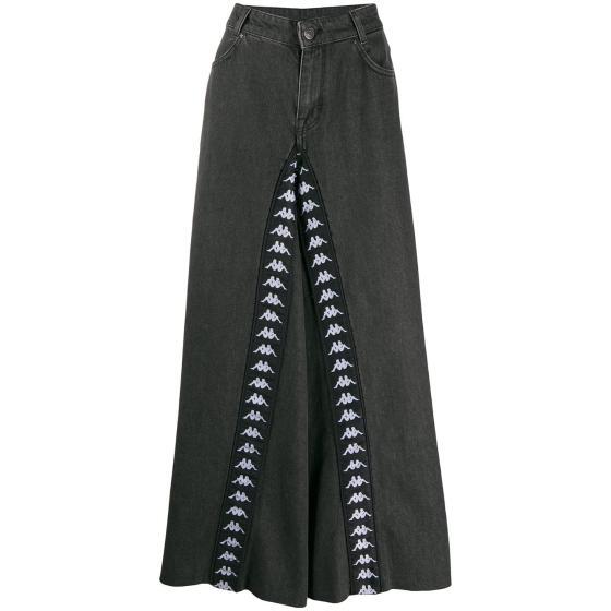 Kappa flared tape trousers 304P5H0-0