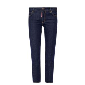 DSQUARED2 'CROPPED TWIGGY JEAN' S75LB0108