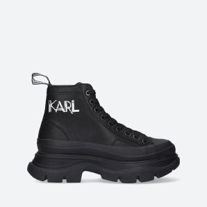 Karl Lagerfeld Luna Art Deco Logo Hi KL42950 00X