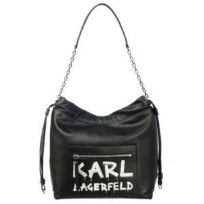 KARL LAGERFELD k/soho graffiti hobo 206W3062