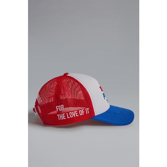 Dsquared2 X pepsi baseball cap BCM0322-1