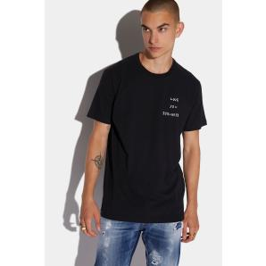 DSQUARED2 Love You D2 T-Shirt S74GD0871