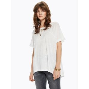 SCOTCH & SODA Split Back T-Shirt 144609