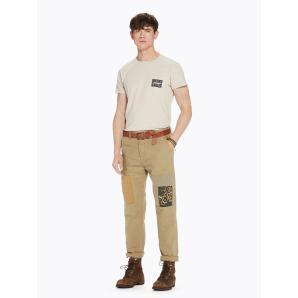 SCOTCH & SODA Basic Garment Dyed T-Shirt 147358