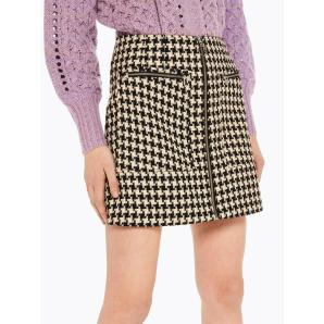 SCOTCH & SODA Structured Mini Skirt 146750