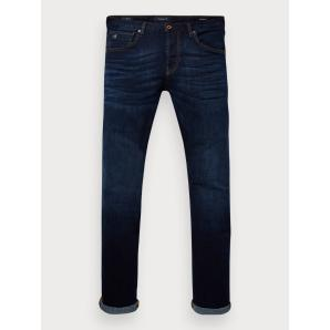 SCOTCH & SODA Ralston - Beaten Back  Regular slim fit 144839
