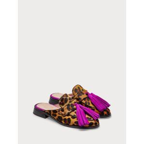 SCOTCH & SODA Loel  - Leopard Slip-On Loafers 18773474