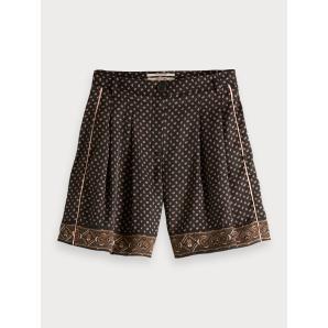 SCOTCH & SODA Printed Pyjama Shorts 149966