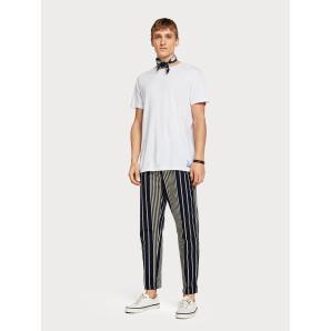 SCOTCH & SODA Solid T-Shirt 149005