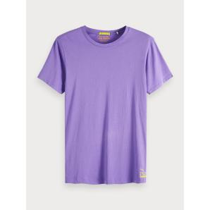 SCOTCH & SODA Solid T-Shirt 149005