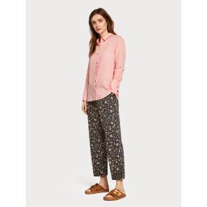 SCOTCH & SODA Linen Blend Shirt 150406