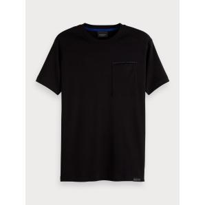 SCOTCH & SODA Chest Pocket T-Shirt 150537