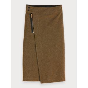 SCOTCH & SODA Lurex Skirt 152595