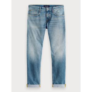 Scotch&soda tye - blue dream  slim carrot fit 150951