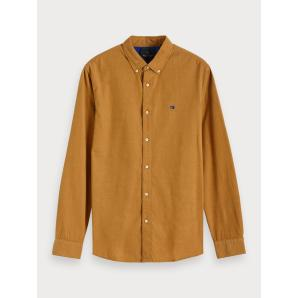 Scotch & soda corduroy shirt  regular fit 152155