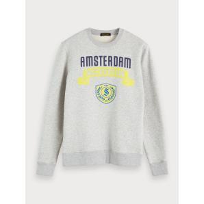 SCOTCH & SODA Logo Sweater 152227