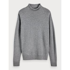 SCOTCH & SODA Wool-Cashmere Pullover 152370