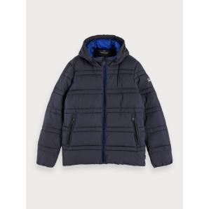 Scotch & soda quilted puffer jacket 152012