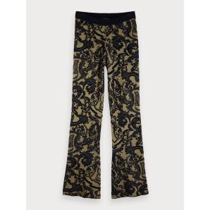 SCOTCH & SODA Intarsia Trousers 152679