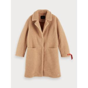 SCOTCH & SODA Teddy Coat 152753
