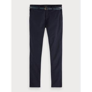 SCOTCH & SODA Stuart - Garment Dyed Chinos  Regular slim fit 152124
