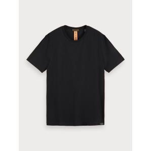 SCOTCH & SODA Text Artwork T-Shirt 152139