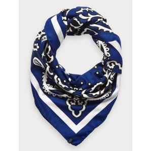 Scotch & soda oversized bandana scarf 154372