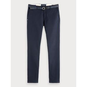 Scotch & soda stuart - stretch chinos  regular slim fit 153469