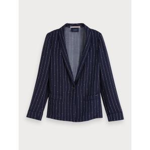Scotch & soda pinstripe blazer 154420