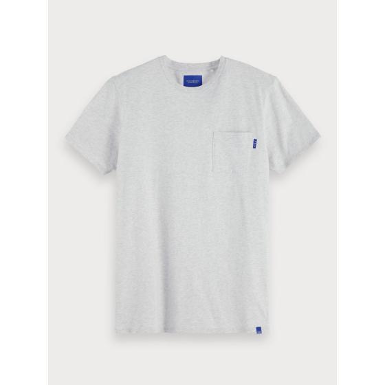 Scotch & soda basic chest pocket t-shirt 153621-0