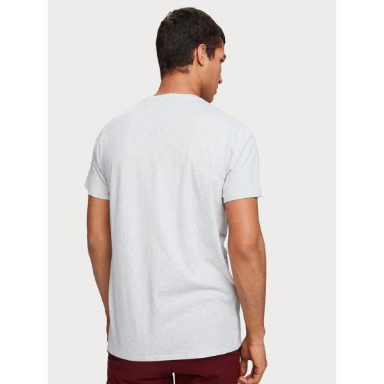Scotch & soda basic chest pocket t-shirt 153621-1