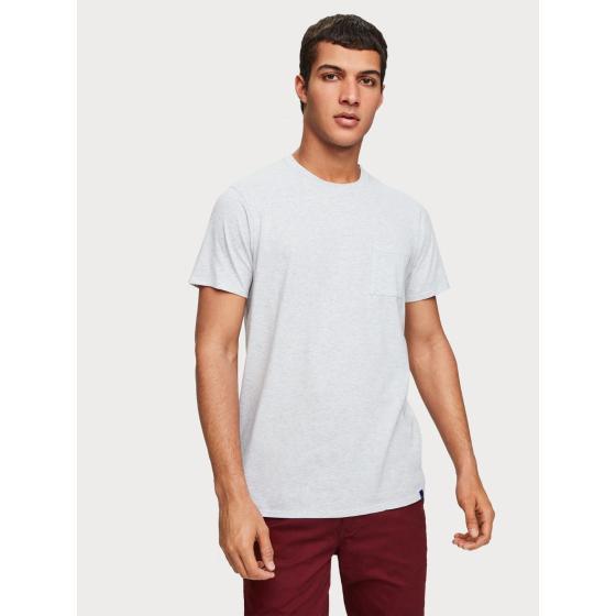 Scotch & soda basic chest pocket t-shirt 153621-2