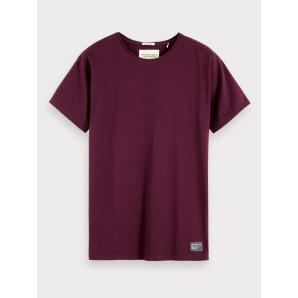 Scotch & soda organic cotton t-shirt 153607
