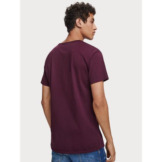 Scotch & soda organic cotton t-shirt 153607-1