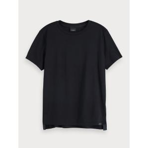 Scotch & soda basic short sleeve t-shirt 153816