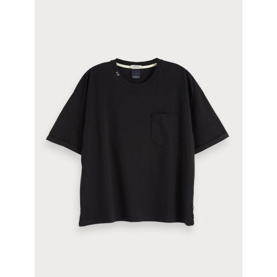 Scotch & soda organic cotton t-shirt 153819-0