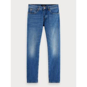 Scotch & soda ralston - paris sky  regular slim fit 155875