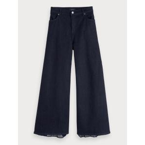 Scotch & soda high rise wide leg jeans - mix match 153735